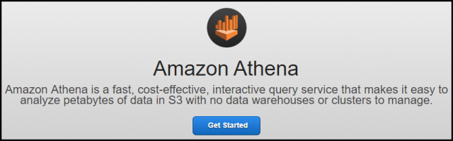 Amazon Athena - AWESOME!