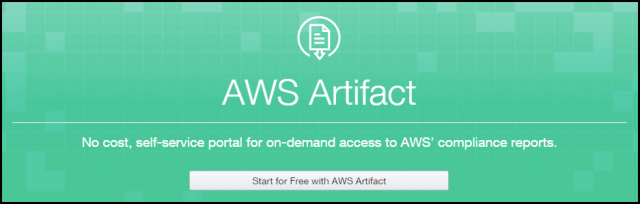AWS Artifact