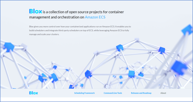 Open Source Collection of Projects for Amazon ECS - Blox