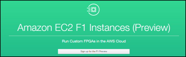 Amazon EC2 F1 Instances