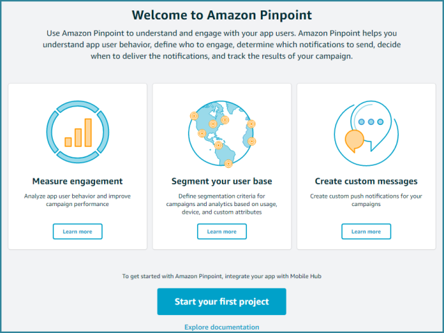 Amazon Pinpoint
