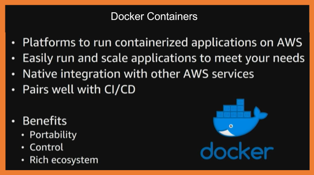 About Docker Containers